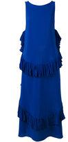 No.21 shift dress - women - Silk/Acetate - 40