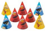 Sesame Street Elmo Party Hats 8 Count