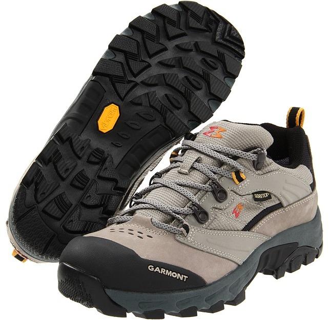 Garmont Eclipse III XCR (Grey/Black) - Footwear