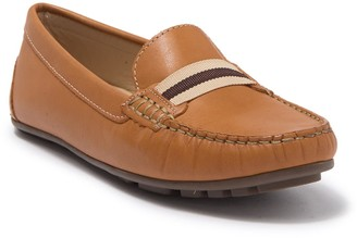 Marc Joseph New York Mulberry Leather Driving Loafer