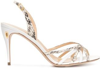 Jennifer Chamandi Roberto open-toe sandals