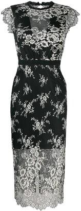 Three floor Lyla lace dress