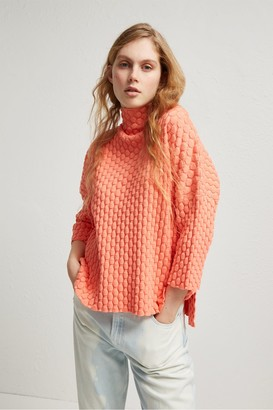 French Connection Mona Mozart Knit Oversized Jumper