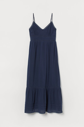 H&M Maxi dress with lace details