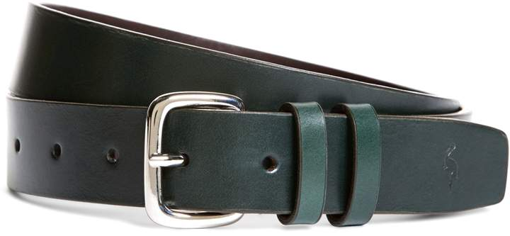 Brooks Brothers Harrys Of London® Satin Calfskin Belt