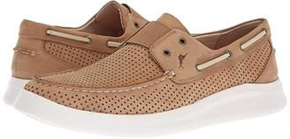 Tommy Bahama Aoenian Perf (Tan) Men's Shoes