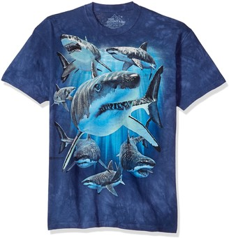 The Mountain Great Whites Adult T-Shirt