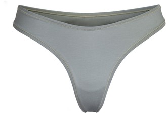 SKIMS Cotton Dipped Thong