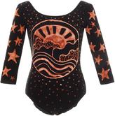 Anna Sui Brass Arrow X House Of The Rising Sun Body Suit