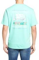 Vineyard Vines Men's Race To The Finish T-Shirt
