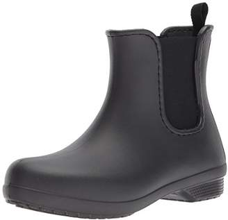 Crocs Women's Freesail Chelsea Rain Boot