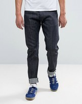 Edwin Ed-a1 Red Listed Selvedge Relaxed Fit Jeans
