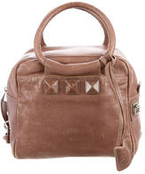 Marc Jacobs Leather Ring Handle Bag