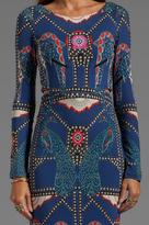 Mara Hoffman Side Cutout Dress