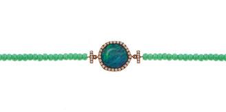Meira T 14K 2.64 Ct. Tw. Diamond & Opal Bracelet