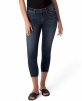 Thumbnail for your product : Silver Jeans Co. Elyse Cropped Skinny Jeans