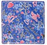 Vivienne Westwood Scalloped Cotton Handkerchief