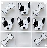 Pup & Bone Tic Tac Toe Game Set