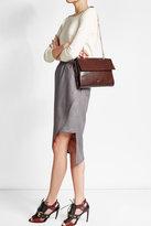 Nina Ricci Large Crinkle Leather Shoulder Bag