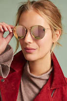Anthropologie Coronado Round Sunglasses