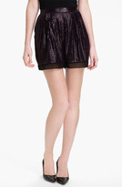 'Sandra Cuvet' Sequin Shorts