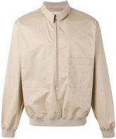 Lemaire zip up jacket - men - Cotton/Spandex/Elastane - 46