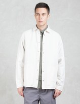 Norse Projects Jens Cotton Linen Broken Twill L/S Shirt