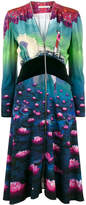 Mary Katrantzou x Disney lily Mulan dress