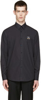 Fendi Black Pocket Monster Shirt
