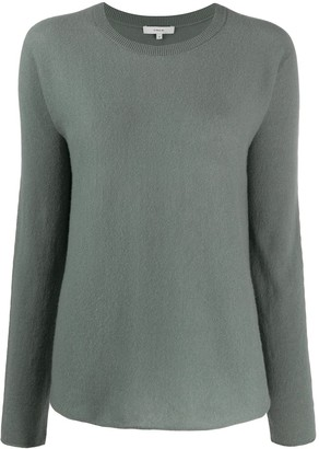 Vince Relaxed Fit Jumper