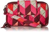 Vera Bradley Womens Smartphone Iphone 6 Wristlet Handbag