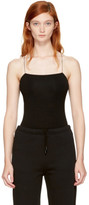 Alexander Wang Black Strappy Camisole