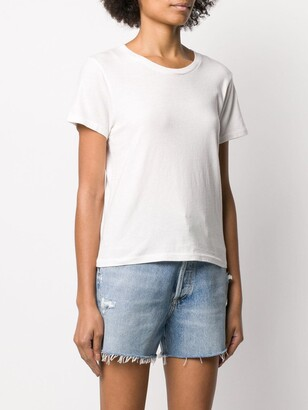 AGOLDE round-neck T-shirt