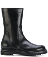Rick Owens high ankle boots - women - Leather/rubber - 35