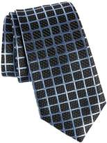 Nordstrom Men's Check Silk Tie