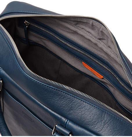 Shinola Leather Briefcase