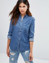 Selected Debora Denim Shirt