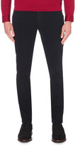 HUGO BOSS Twill stretch-cotton trousers