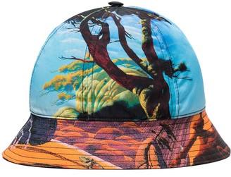 Valentino Floating Island print bucket hat