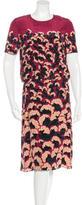 Thakoon Floral Print Silk Dress w/ Tags