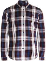 Fred Perry Bold Tartan Check Shirt