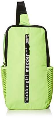 Madden-Girl Neon Sling Bag