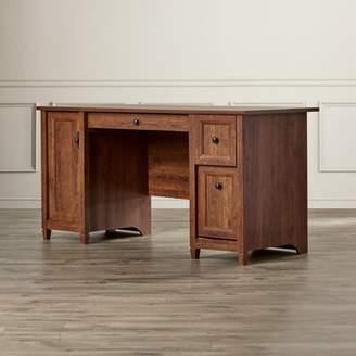 Three Posts Lamantia Desk Color: Auburn Cherry