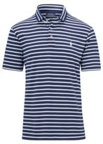 Ralph Lauren Classic Fit Soft-Touch Polo Newport Navy Multi L Tall