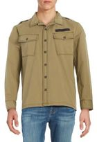 Laboratory LT Man Military Shirt Jacket