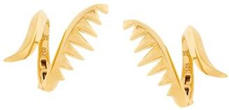 Kasun London Serpent earrings
