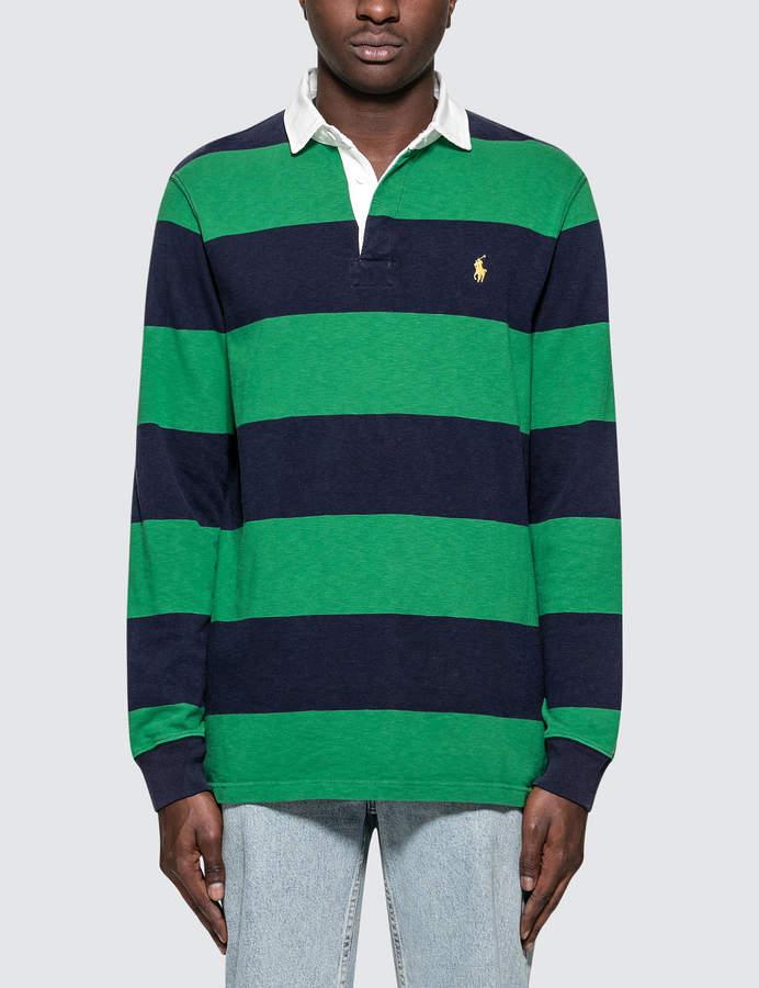 bfc8800b Ralph Lauren Polo Men Custom Fit Shirt - ShopStyle