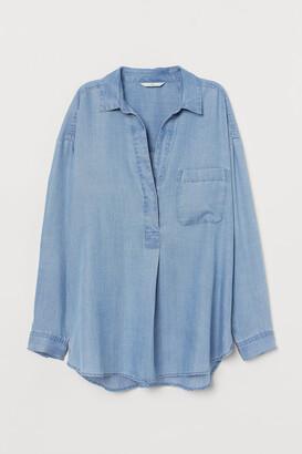 H&M Lyocell blouse