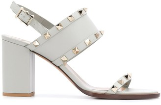 Valentino Rockstud open toe sandals