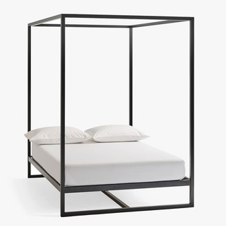 Pottery Barn Teen Park Canopy Bed